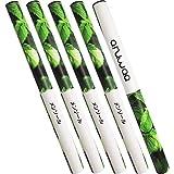 電子タバコ 使い捨てメンソールフレーバー 5本セット 400-450回吸引可能 禁煙補助に最適 爆煙 ANUWAA