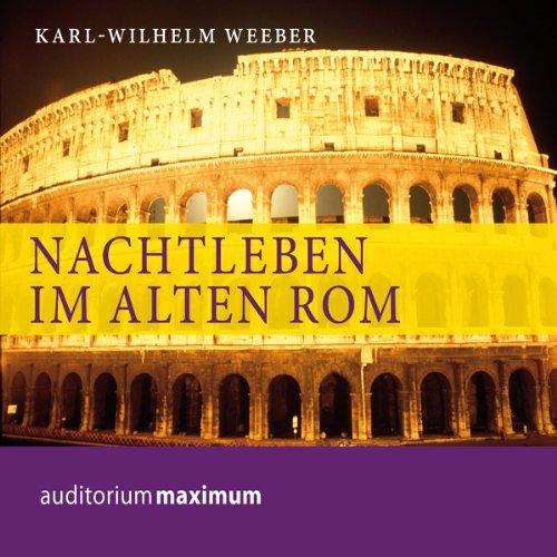 Nachtleben im alten Rom Titelbild