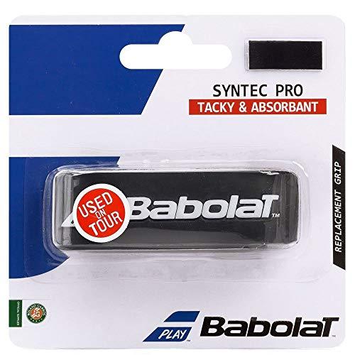 Babolat Syntec Pro X 1 Accesorio Raqueta de Tenis, Unisex Adulto, Negro,...