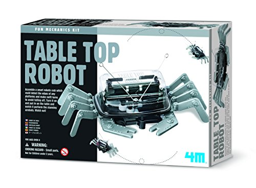 4M 00-03357 - Gioco Green Science Robot Table Top