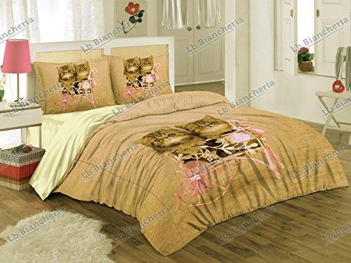 R.P. Bettwäsche-Set zur Verwendung als Tagesdecke,...