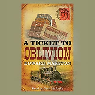 A Ticket to Oblivion cover art