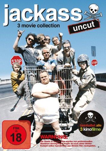 Jackass 1-3 - Uncut [3 DVDs]