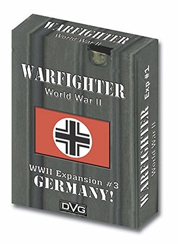 Warfighter WW 2 – Expansion #3: Germany