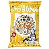 ネオ・ルーライフ 猫砂 ネオ砂 オカラ 6L