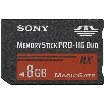 ソニー(SONY) SONY メモリースティック PRO-HG デュオ HX 8GB