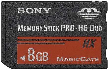 メモリースティック PRO-HG Duo HX 8GB MSHX8B ソニー Sony 高速データ転送50MB/S 並行輸入 海外パッケージ品