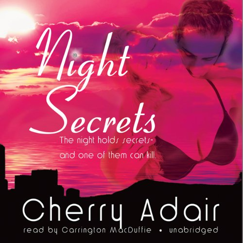Night Secrets audiobook cover art