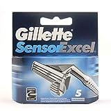 Carg.gillette - Sensor excel 5 ud