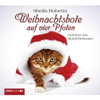Weihnachtsbote auf vier Pfoten Titelbild