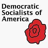 MAGNET Democratic Socialists of America Vinyl Magnet Bumper Magnetic Sticker 5'