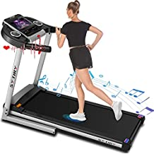 SYTIRY Treadmill with Screen,Treadmills for Home with 10