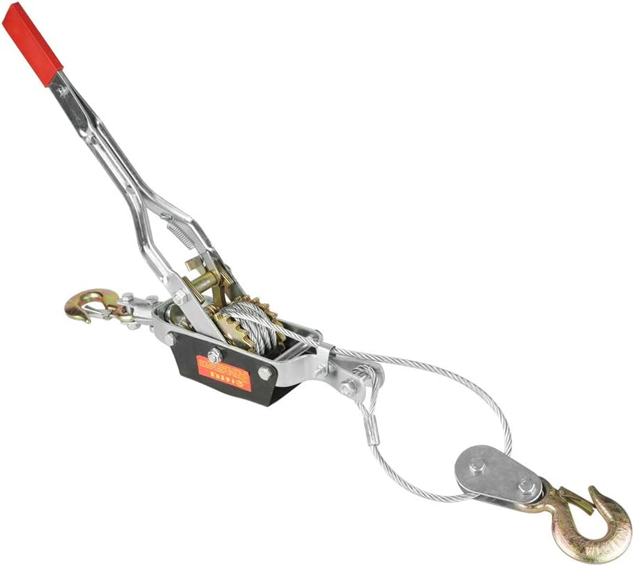 Power Puller Max 59% OFF Sale item Heavy-Duty Wire Tighten Hand Mini Too