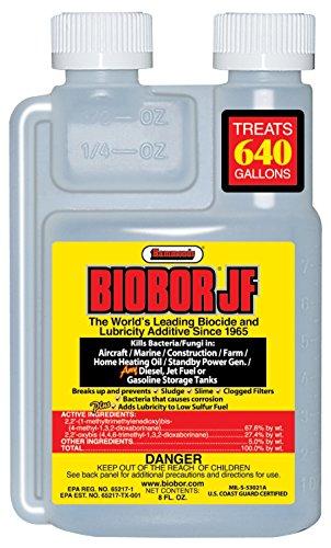 Biobor JF, Diesel Fuel Biocide, 8 oz