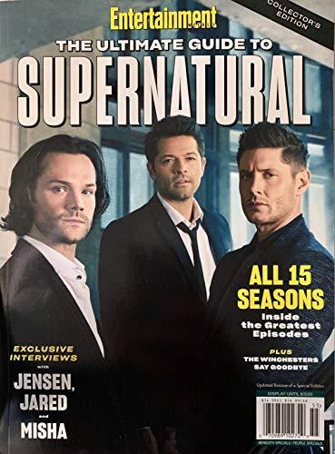Single Edition Supernatural Magazine