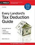 Real Estate Investing Books! - Every Landlord's Tax Deduction Guide