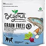 Beyond PURINA Grain Free Gato Seco Sabor Salmón 1.2kg