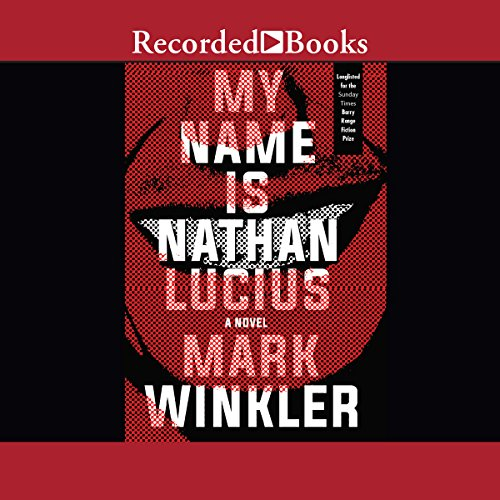 My Name Is Nathan Lucius cover art
