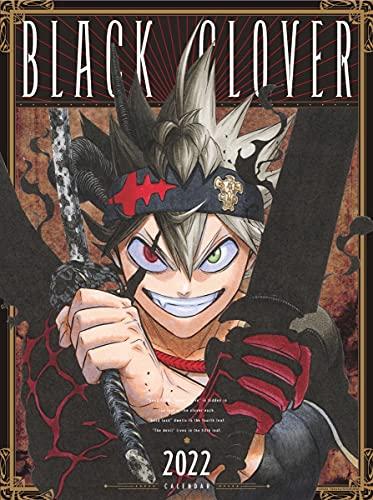 『ブラッククローバー』 コミックカレンダー 2022 _0
