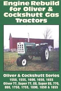 oliver 880 engine