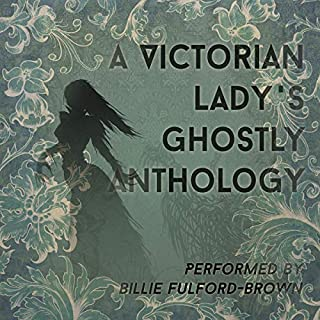 A Victorian Lady's Ghostly Anthology cover art