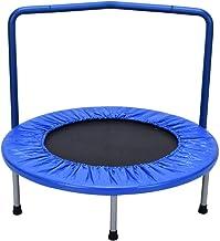 36 inch draagbare fitness-trampoline voor gebruik binnen en buiten Professioneel rond springen Cardio-trampoline Gebruiker...