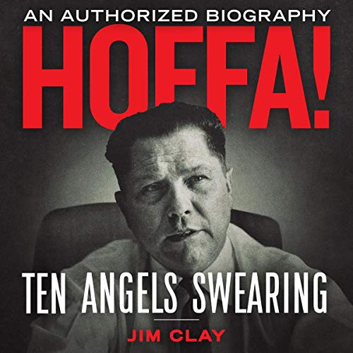 『Hoffa! Ten Angels Swearing』のカバーアート