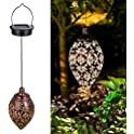 Tomshine Hanging Waterproof Solar LED Lights