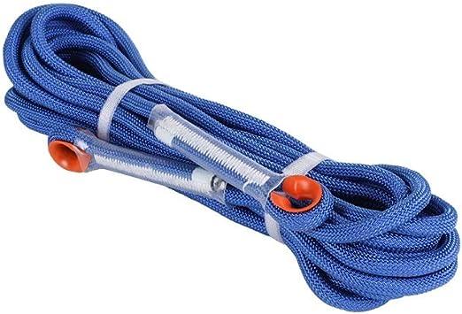 Cuerda Escalada cuerda de 9mm cuerda estática fuerza de ...