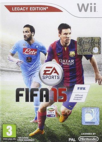 FIFA 15 - Nintendo Wii