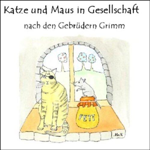 Katze und Maus in Gesellschaft cover art