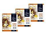 Pickwick Slow Tea Rooibos Dreams, 3er Pack (3x25 kuvertierte Teebeutel à 3g), Rooibos Tee, feiner...