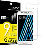 NEW'C Lot de 2, Verre Trempé Compatible avec Samsung Galaxy A3 2016 (SM-A310) Film Protection...