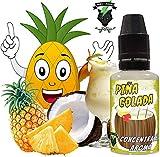 Aroma Concentrado OASIS PIÑA COLADA | 30ML | ElecVap | Sin Nicotina: 0MG | E-Liquido para Cigarrillos Electronicos - E Liquidos para Vaper