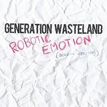 Robotic Emotion (Acoustic Version)