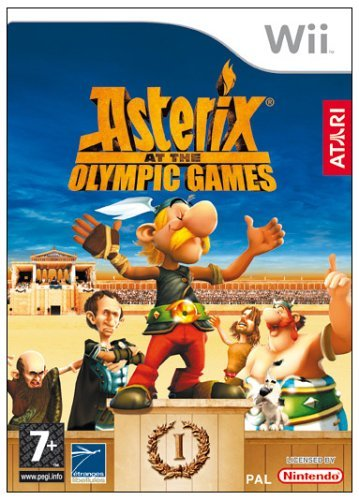 Asterix at the Olympic Games (Wii) [import anglais]