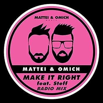 Make It Right (Radio Mix)