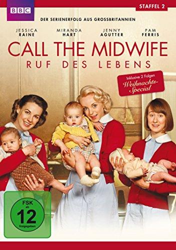 Call the Midwife - Ruf des Lebens, Staffel 2 [3 DVDs]