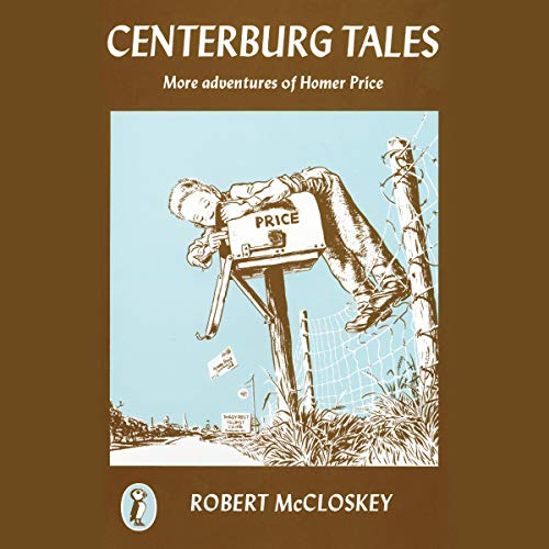 Centerburg Tales audiobook cover art