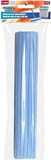 MOPPY DUO Recharge La Brosse de Rechange pour Le Seau essoreur et Son Balai éponge - Vu à la Télé BALAI11 Bleu 33 cm