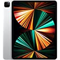 """Apple iPad Pro 12.9"""" 256GB WiFi Tablet with M1 Chip (2021 Latest Model)"""