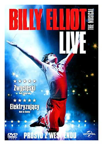 Billy Elliot the Musical Live [DVD] [Region 2] (Deutsche Untertitel)