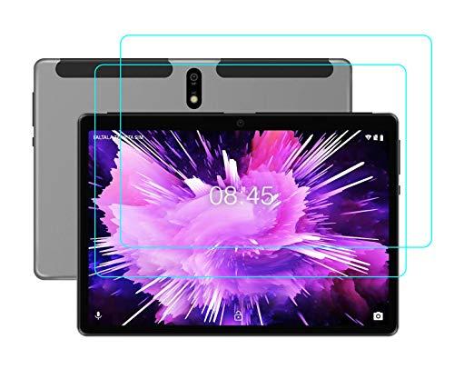 YGoal Protector de Pantalla para Meberry M7,  [2 Pack] Premium de Alta definición dureza 9H,  antiarañazos,  sin Burbujas y Protector de Pantalla de Vidrio Templado para Meberry M7 10 Pulgada Tablet