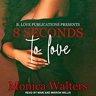 8 Seconds to Love audiobook cover art
