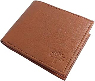 Woodland o Leather Men's Wallet Brown