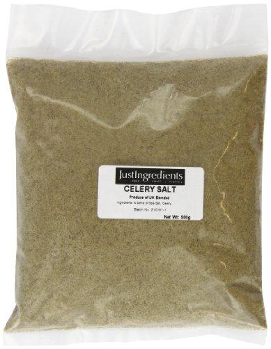 JustIngredients Essential Sal de Apio - 500 gr