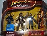 Hasbro Indiana Jones mit Crystal Skull   Irina Spa