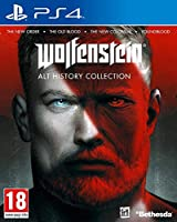 Wolfenstein Alt History Collection (PS4) (輸入版)
