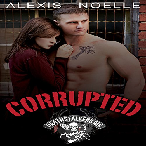 Corrupted audiobook cover art