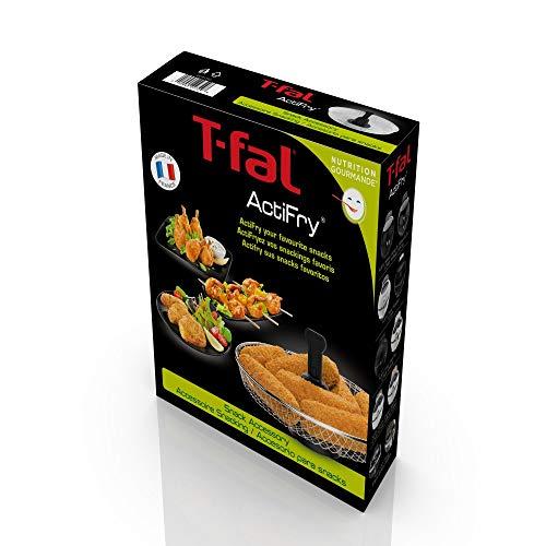 Tefal XA7010 ActiFry Snacking Garkorb, edelstahl / schwarz - 5